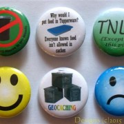 button set 3